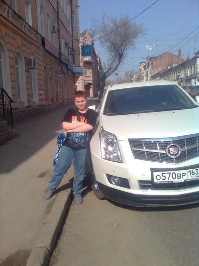 Саша Наумов, 18 февраля , Самара, id204348346