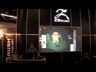 ZBrush at SIGGRAPH 2013-Walt Disney Animation Studios Part 2