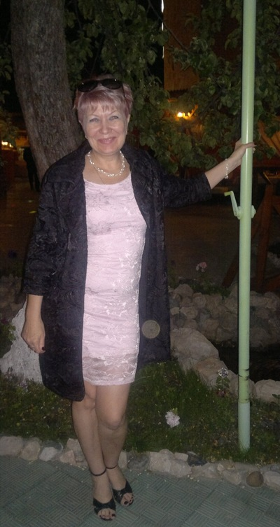 Марина Ильинская, 25 мая , Самара, id21531402