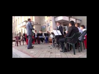 Духовой Оркестр - Ильницкой Церкви АСД - Иршава 2013