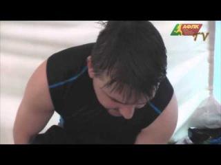 Сафонов Александр (Ангелы) -  АФЛК 5х5 синтетика   2014   Зимний Чемпионат   2 тур