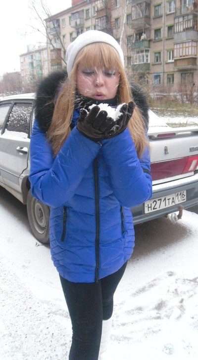 Ольга Шарафеева