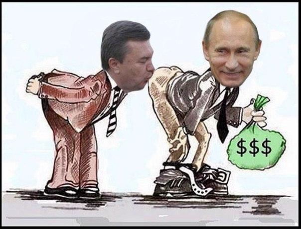 Янукович пообщался с Путиным в Сочи - Цензор.НЕТ 2362