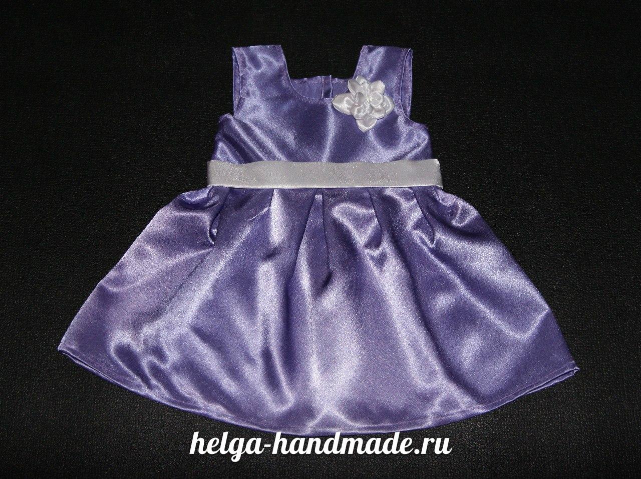 Сшить платья для девочек своими руками фото