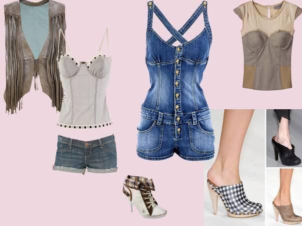 фото красивая одежда для девушек