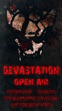 Концерт Devastation Metal Fest