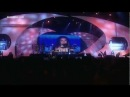 Chicane Ft. Bryan Adams Dont Give Up Live Dancestar Music Awards London