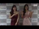 [bntnews] 소녀시대 티파니-유리 '한류콘서트 진행 예쁘게 봐주세요~'