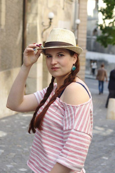 Анастасия Желудкова