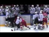 KHL: Spartak Moscow vs Dinamo Riga (1:3) 11.09.2013