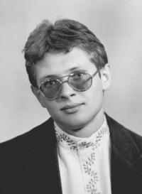 Владимир Миронов, 30 сентября , Хабаровск, id59092376