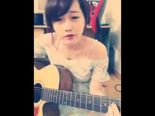 Girl xinh dễ thương cover Forever Alone - Justatee