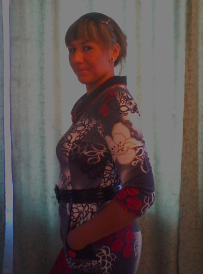 Лилия Габитова, 5 февраля 1984, Красноярск, id193891348