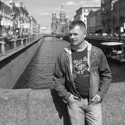 Роман Щетинин, 3 августа 1976, Санкт-Петербург, id3918353