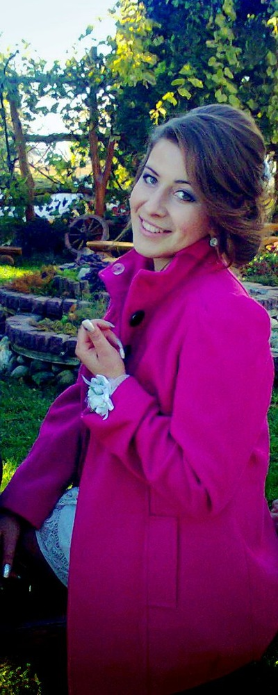 Nadia Pankevuch, 15 августа 1995, id173867645