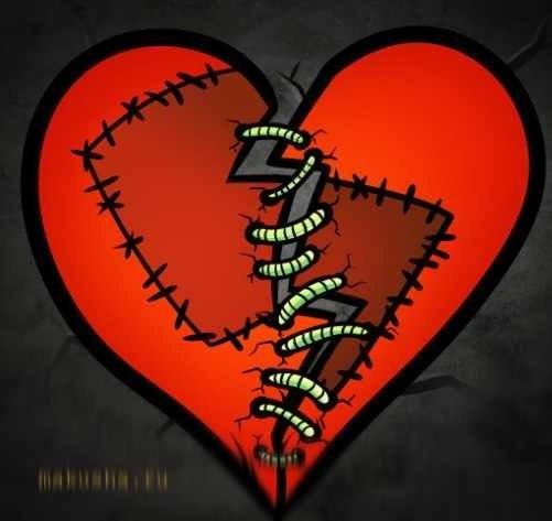 но в сердце: