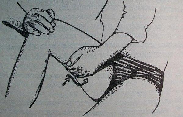 Внутренняя сторона бедра - зона достаточно проблемная    Гимнастика против целлюлита для внутренней поверхности бедра.    Оптимальная программа тренировок   Упражнение 1.
