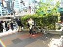 Суботняя прогулка по улицам Токио 28042012 часть 5