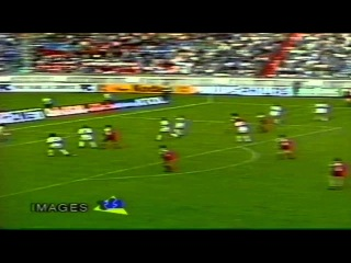 Кубок Франции 1989. Финал. Марсель - Монако - 4:3