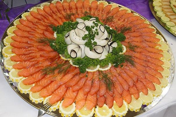 Украшение и необычные способы подачи блюд,салатов,выпечки и бутербродов . - Страница 2 -kbBL1M5nkE