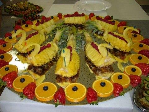 Украшение и необычные способы подачи блюд,салатов,выпечки и бутербродов . - Страница 2 TGiDkPyyzzI