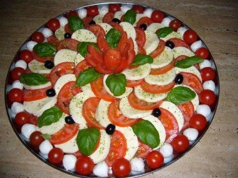 Украшение и необычные способы подачи блюд,салатов,выпечки и бутербродов . - Страница 2 BLsEQFsRo7w