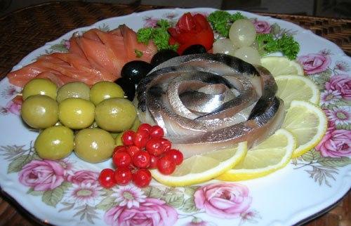 Украшение и необычные способы подачи блюд,салатов,выпечки и бутербродов . - Страница 2 6TfiwLW_58o