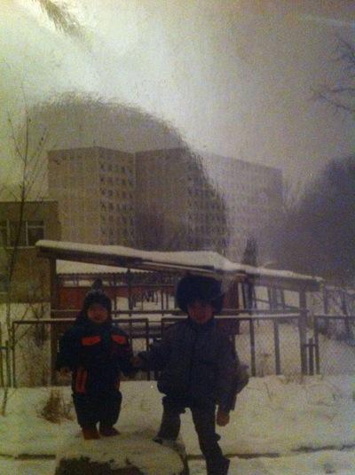 Расул Алиев, 31 марта 1993, Уфа, id111940131