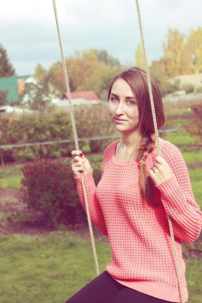Анастасия Бабаева, 27 апреля 1993, Москва, id15585301