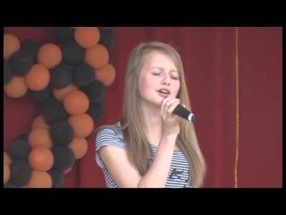 Праздничный концерт посвещенный 9 мая 2013 года. Поселок Нагорный (часть 3)
