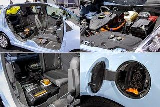 Электрический Chevrolet Spark: на подзарядку хватит и 20 минут.  3.