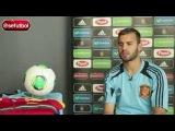 Entrevista a Jesé Rodríguez, actual máximo goleador del Mundial Sub-20