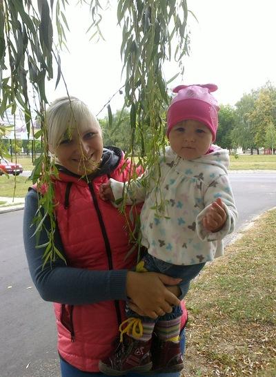 Танька Сузько, 9 августа 1988, Мозырь, id15200253