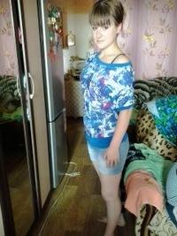 Яна Быкова, 12 октября 1992, Екатеринбург, id143230304