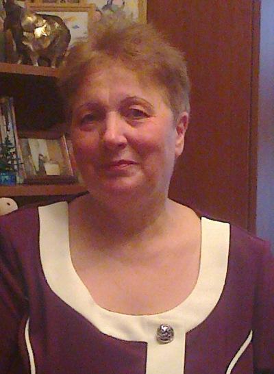 Людмила Холязникова--Батт, 11 января 1951, Минск, id195057156