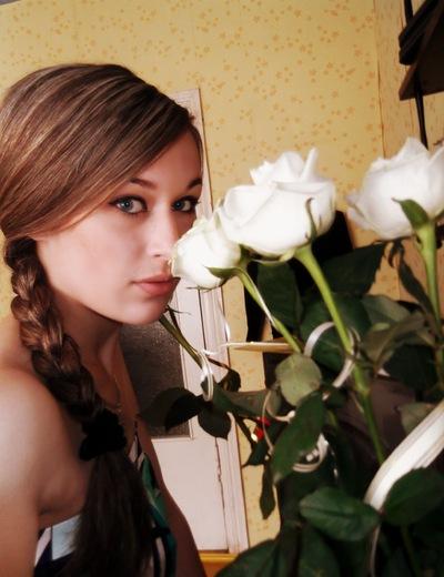 Анастасия Константюк, 11 июля 1991, Минск, id85743460