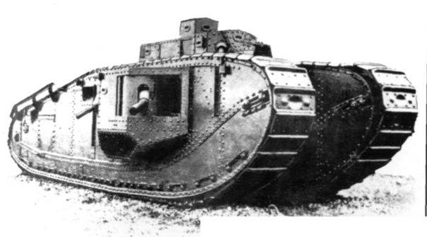 Почему танки так называются?