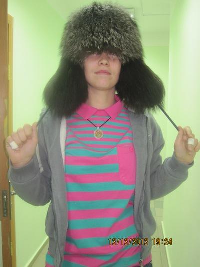 Светлана Константинова, 21 февраля 1991, Барнаул, id190489697