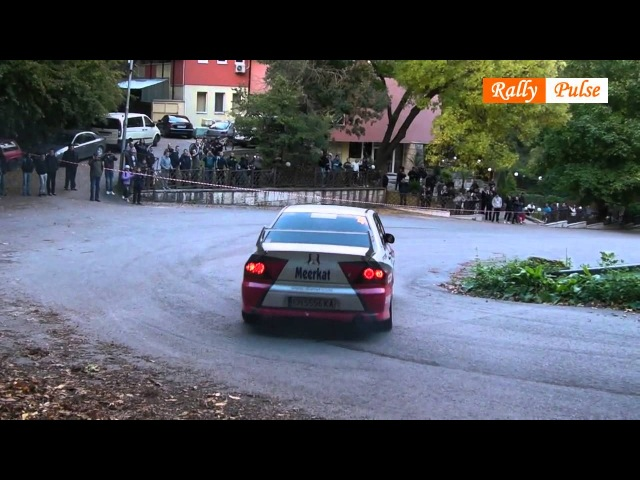 Rally Stari Stolici 2013 - Day 1, Рали Стари Столици 2013