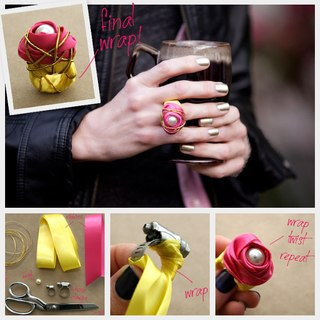 How to Make Cocktail Rings?