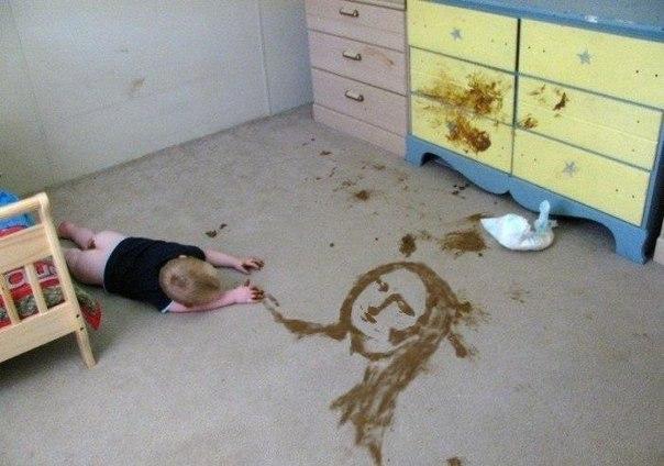 old cat pooping on floors