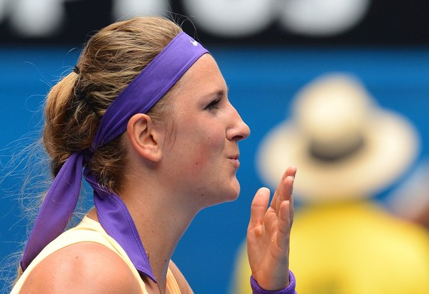 Азаренко вышла в четвертый круг Australian Open