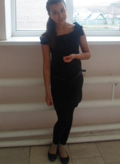 Айназ Мухаметшина, 2 февраля , Ермекеево, id153659461