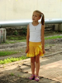 Леся Полякова, 16 сентября , Першотравенск, id174142758