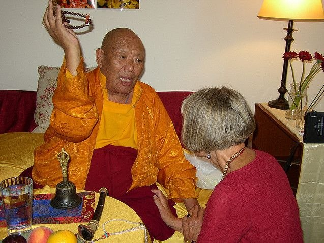Лама Вангду: Паломничество в Непал: nandzed — LiveJournal