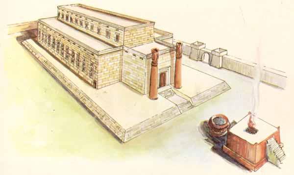 чем воздвигнуть храм,