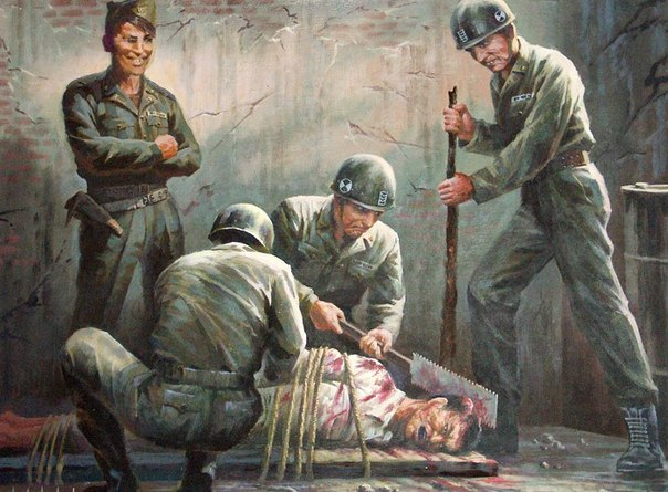 Корейская война в картинах корейских художников. X6j6lF96svg