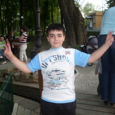 Александр Узбек, 18 августа , Донецк, id195850452