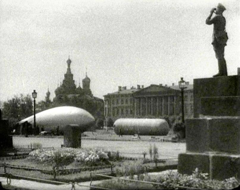 Ленинград в блокаде док какая