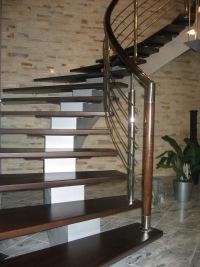 перила для лестницы из металла своими руками
